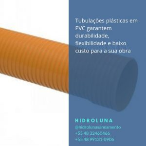 Tubulações Plásticas